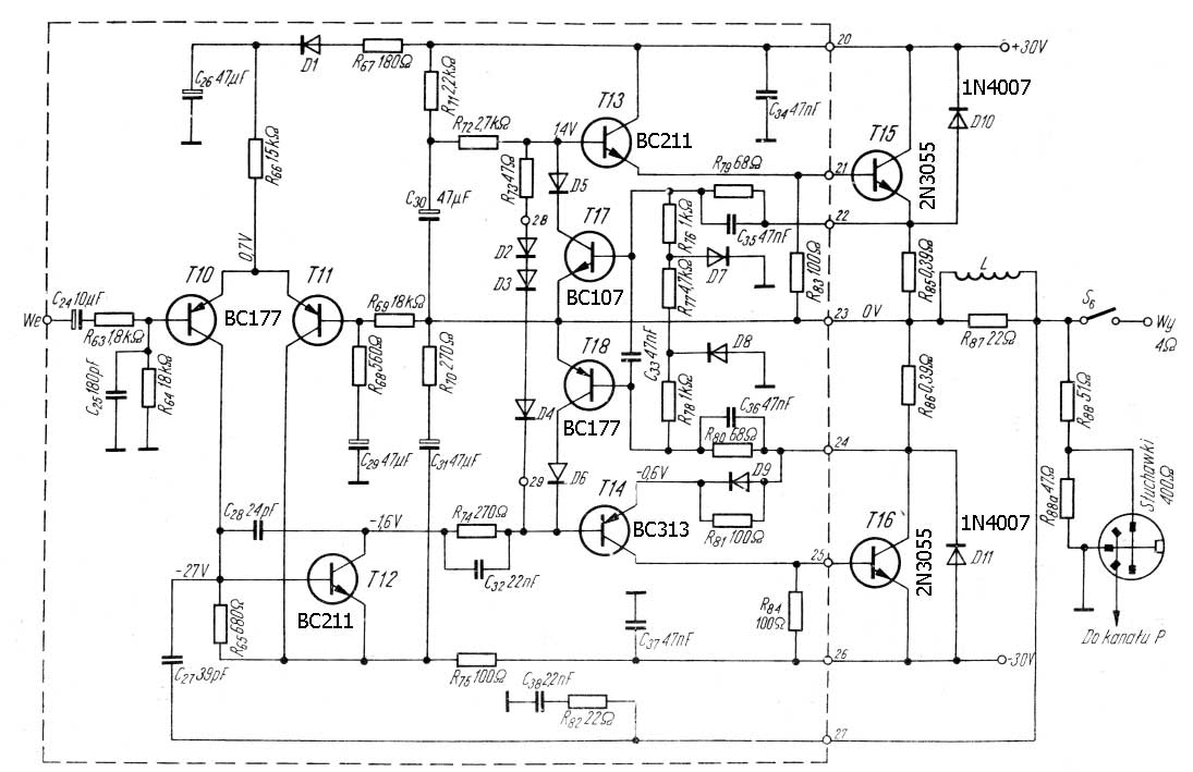 Lenco A 300 Schematic Diyaudio