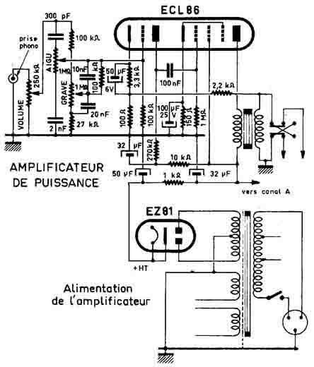 amplificadores de baja frecuencia