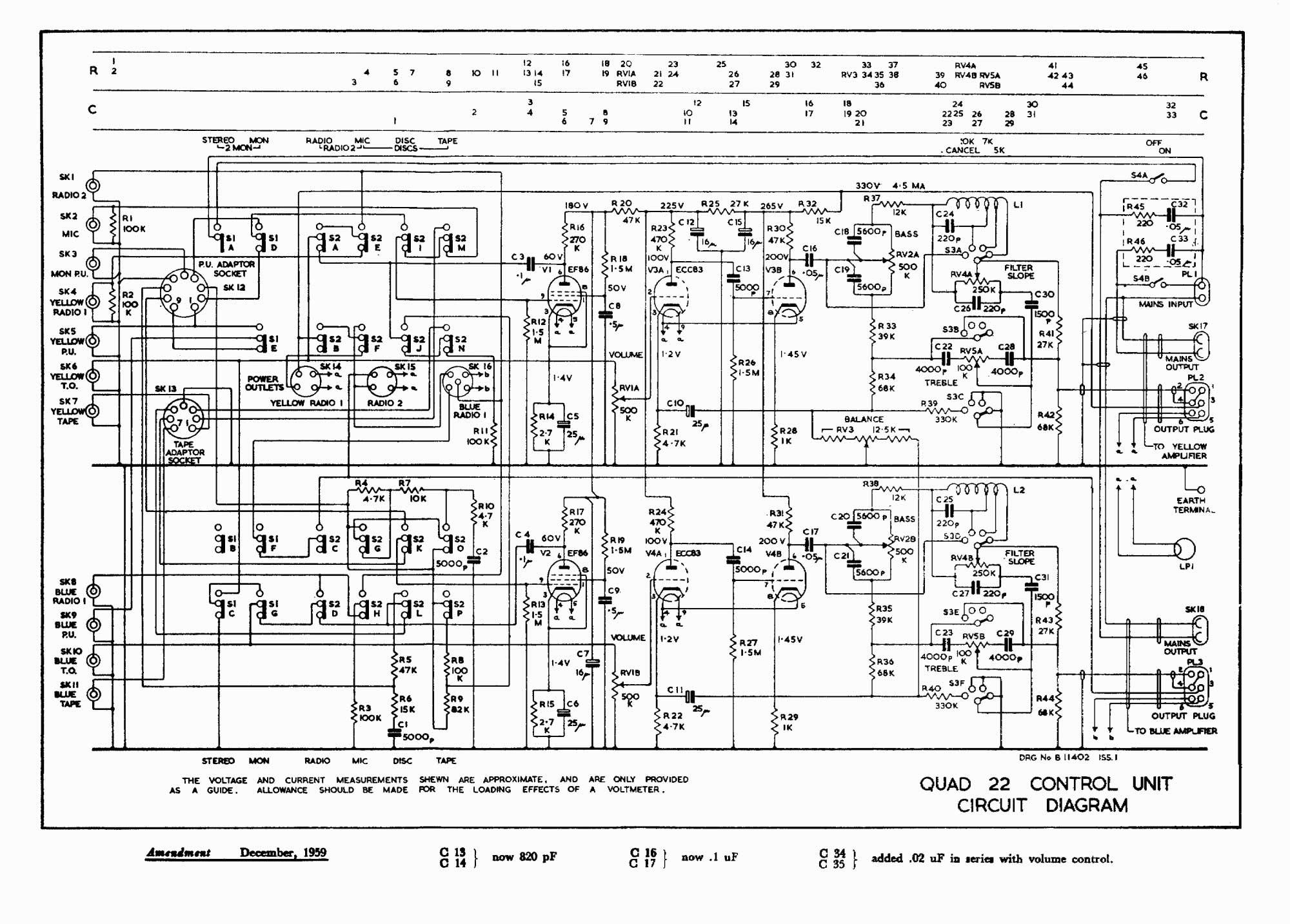 Schema Elettrico Quad : Audiofanaticschemi pre.html