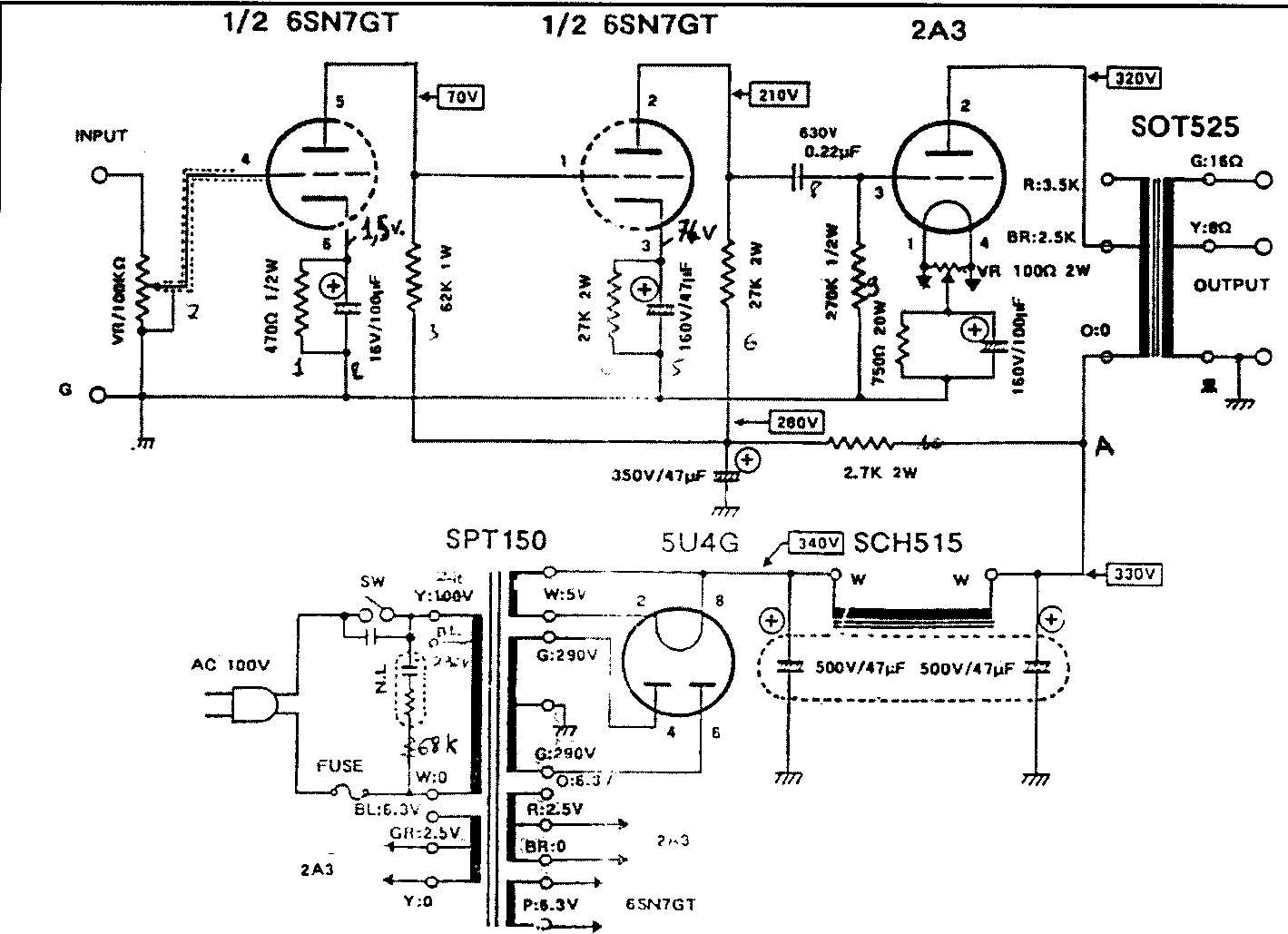 circuits gt preamp l31813 nextgr coro cfdiyaudio 2a3 driver for circuits gt preamp l31813 nextgr